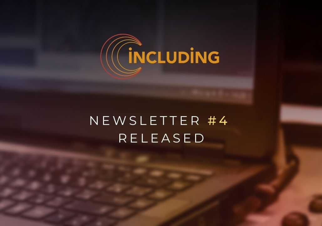 Newsletter 4 out now!